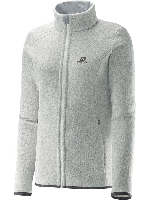 Salomon Bise FZ Jacket Women cane